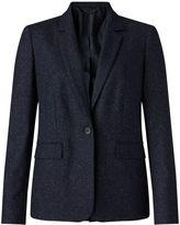 Jigsaw Flecked Tailoring London Jkt