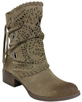 Naughty Monkey Vamp Phyer Suede Boots