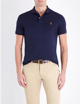 Polo Ralph Lauren Slim-fit cotton-jersey polo shirt