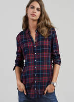 Isabella Oliver Elen Maternity Check Shirt