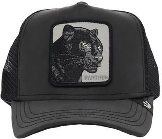 Goorin Bros. Reflective Panther Trucker Hat W/Patch