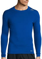adidas Techfit Long-Sleeve Compression Shirt