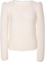 Co Hand Knit Wool Sweater