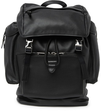 Burberry Ranger Leather Backpack
