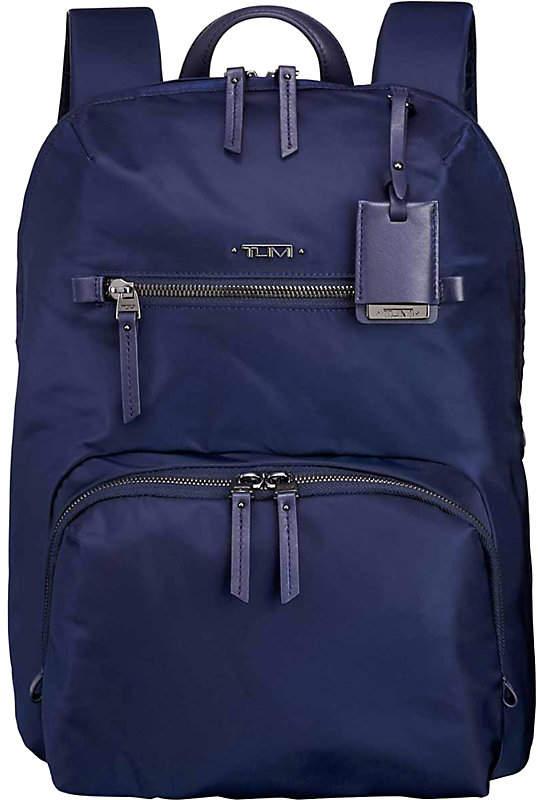 Tumi Marine Blue Hallie Backpack