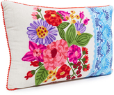 Gift Boutique Rectangle Floral Pillow