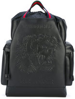 Gucci L'aveugle par amour backpack - men - Leather/Nylon - One Size