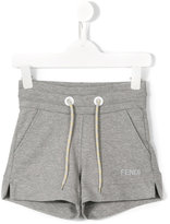 Fendi casual shorts - kids - Cotton/Spandex/Elastane - 2 yrs