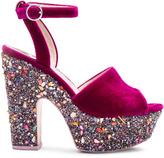 Sophia Webster Pip Platform Heels
