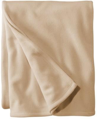 L.L. Bean Polar Fleece Blanket