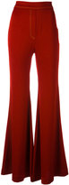 Ellery flared lightweight trouser