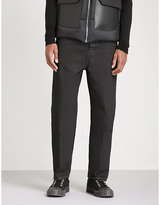 Rick Owens Drkshdw relaxed-fit wide jeans