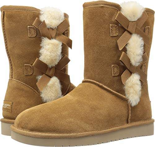 7596041938d by UGG Women's Victoria Short Fashion Boot