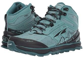 Altra Footwear Lone Peak 4 Mid RSM (Mineral Blue) Women's Shoes