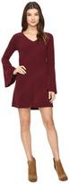 Brigitte Bailey Berne Bell Sleeve Sweater Dress