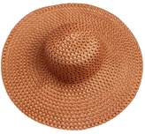 Riah Fashion Floppy Straw Hat