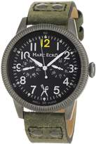 Ecko Unlimited Men's The Recon Dial Green Canvas Strap Watch E14541G1
