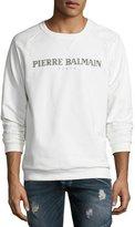 Pierre Balmain Classic Logo Sweatshirt