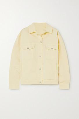 HOLZWEILER Helle Oversized Denim Jacket