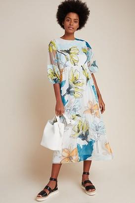 Geisha Designs Wendy Tiered Maxi Dress