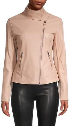 Mackage Sandy Leather Moto Jacket