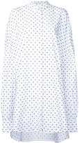 Henrik Vibskov Bumble shirt dress - women - Cotton - S
