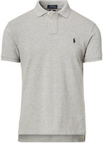 Ralph Lauren Custom Slim Cotton Mesh Polo