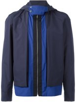 La Perla 'Leisure Escape' hooded jacket - men - Polyamide/Polyester/Polyurethane - S