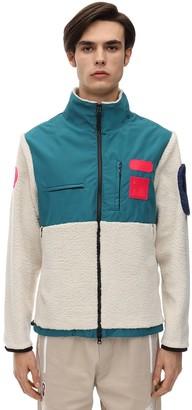 Piet Polar Fleece & Nylon Jacket