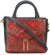 Hayward Booth satchel - women - Calf Leather/Calf Suede - One Size