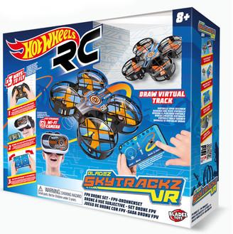 Bladez Toyz Hot Wheels DRX Cyber Drone FPV Racing Set