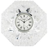 Waterford Crystal Diamond Desk Clock
