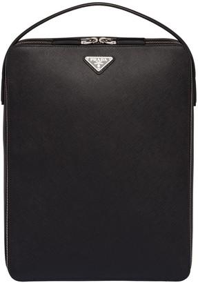 Prada Saffiano backpack