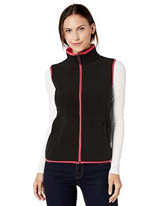 Amazon Essentials Full-zip Polar Fleece Vest Jacket,(EU 2XL)