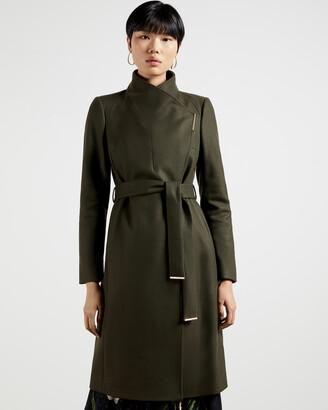 Ted Baker ROSE Wool wrap coat