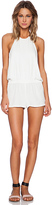 Mikoh Takaroa Romper in White. - size 1 (also in 3)