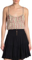 Free People Donna Satin Camisole