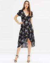 Oasis Rosemarie Midi Tea Dress