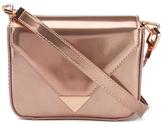 Alexander Wang Women's Prisma Envelope Mini Cross Body Bag Rose Gold