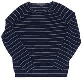 Steven Alan Navy & White Striped Sweater