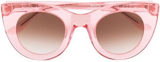 Thierry Lasry Glamy cat eye sunglasses