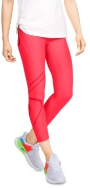 Under Armour HeatGear Armour Shine Graphic Leggings