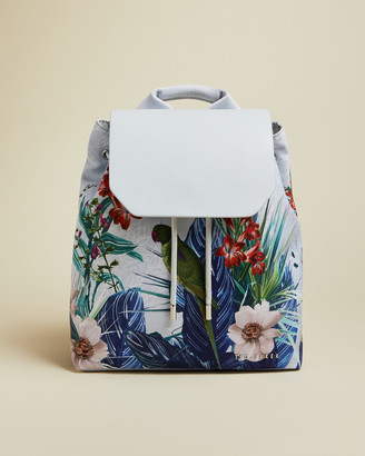 Ted Baker PASSHA Jamboree drawstring backpack