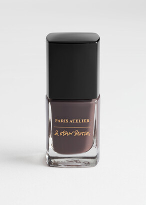 And other stories Raven Fute Nail Polish