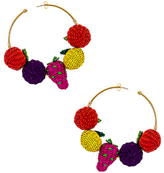 Mercedes Salazar Fruit Hoops
