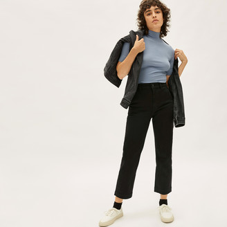 Everlane The Straight Leg Crop