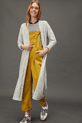 Eri + Ali Lexi Space-Dyed Duster Cardigan By in Assorted Size XS