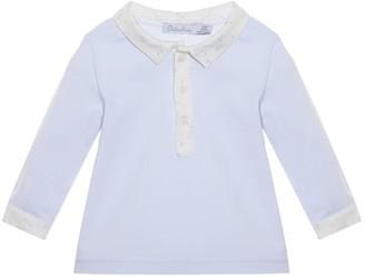 Patachou Star Collar Polo Shirt (3-24 Months)