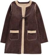Babe & Tess Reversible Shearling Coat
