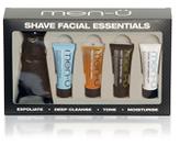 men-ü Shave Facial Essentials Gift Set
